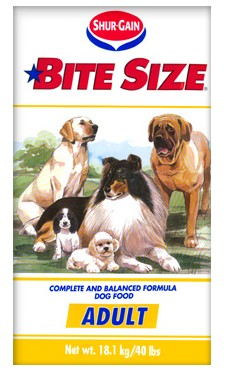 Shurgain Bite Size Adult 15kg