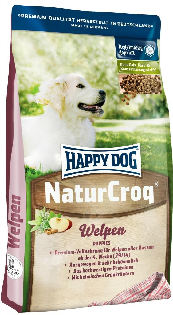 Happy Dog Natur Croq Welpen 15kg