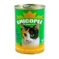 Chicopee konzerva s králičím masem pro kočky 400g