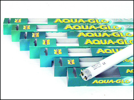 Zářivka Aqua Glo fialová T8 - 45 cm 15W