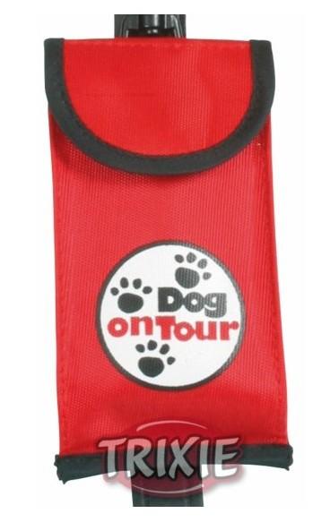 Pouzdro nylon + sáčky na psí exkrementy 8ks Trixie