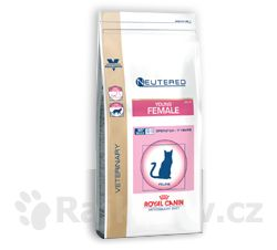 Royal canin VED Cat Young Female S/O 3,5kg