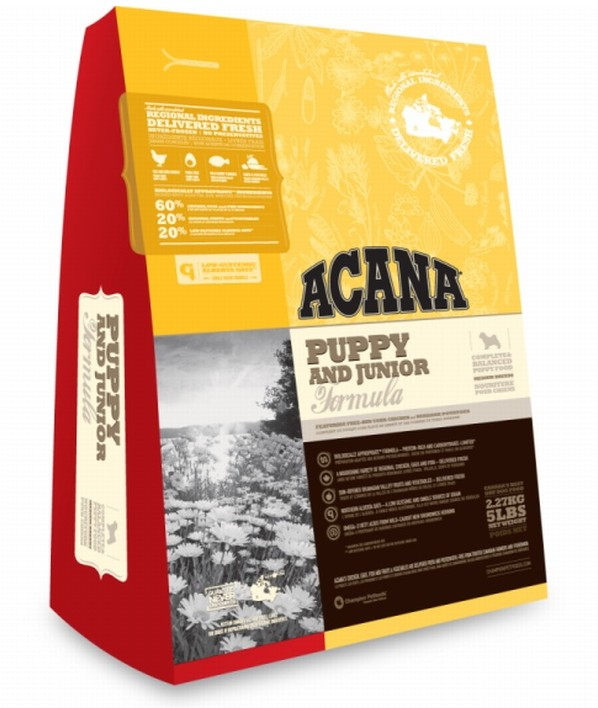 Acana Heritage Puppy Junior 11,4 kg
