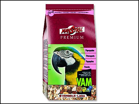 Krmivo Premium Prestige pro velké papoušky 1kg