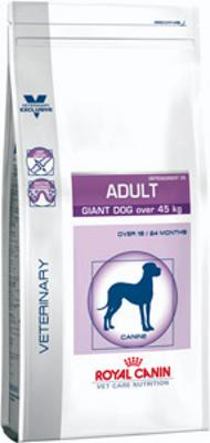 Royal Canin VET CARE Adult Giant Dog 14kg