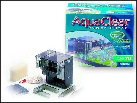 Filtr Aqua Clear 70 vnější 1ks