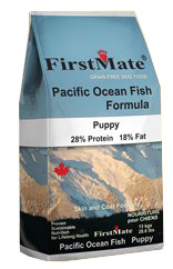 First Mate Pacific Ocean Fish Puppy 2 balení 13kg