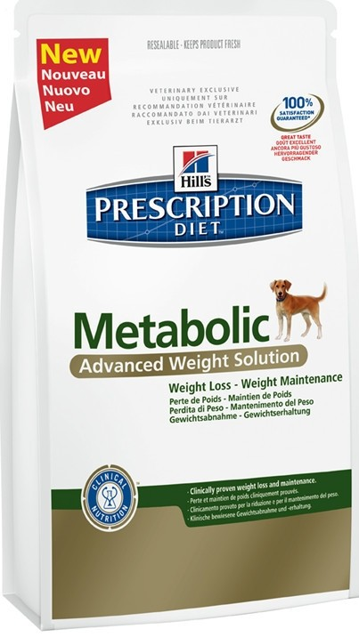 Hill's Canine Dry Adult Metabolic 1,5kg