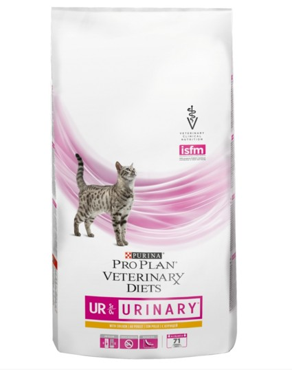 Purina VD Feline UR Urinary Chicken 5kg
