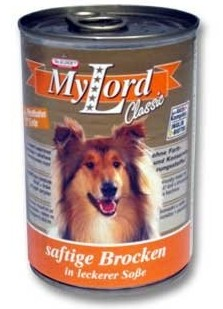 MyLord pes konz. krocan+kachna 1240g
