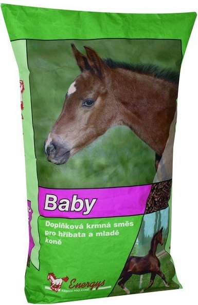 Krmivo koně ENERGY´S Baby 25kg