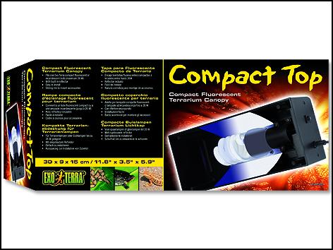 Osvětlení EXO TERRA Compact Top 30 1ks