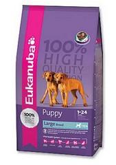 Eukanuba Puppy & Junior Large Breed 2 balení 15kg + AKČNÍ CENA