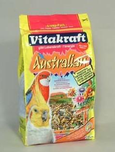 Vitakraft ptactvo Menu Australia parrtos 750g