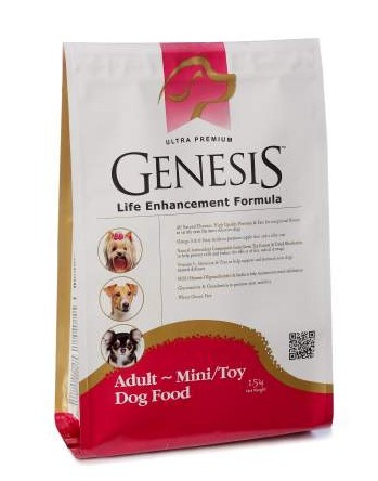 GENESIS ADULT MINI/TOY BREED 7,5 KG