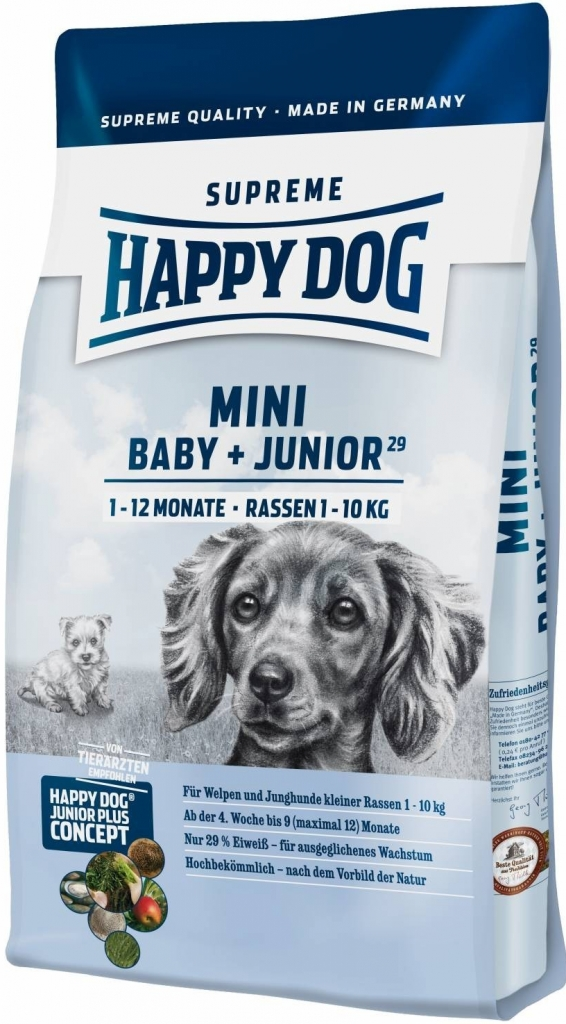 Happy Dog Supreme Mini Baby & Junior 29 1kg