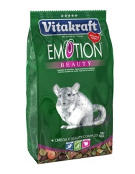 Vitakraft činčila Emotion Beauty 600g