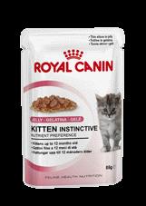 Royal Canin Feline kaps. Kitten Inst.v želé 85g