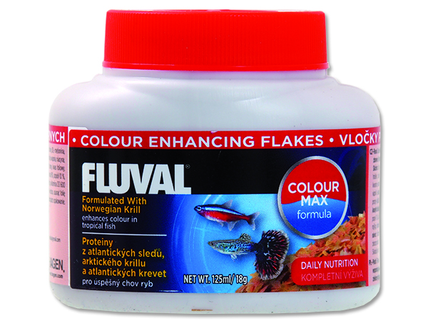 FLUVAL Color Enhancing Flakes 125ml