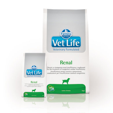 Vet Life Natural DOG Renal 2kg