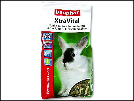 Krmivo XtraVital junior králík 1kg