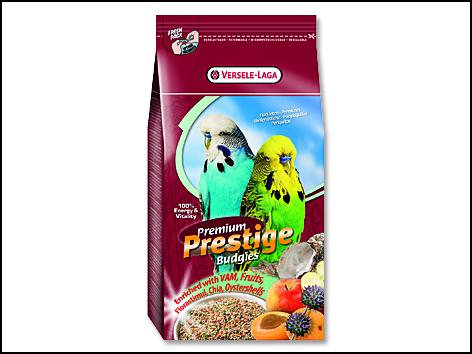 Krmivo Premium Prestige pro andulky 1kg