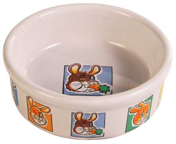 Porcelánová miska králík 300ml/11cm TRIXIE