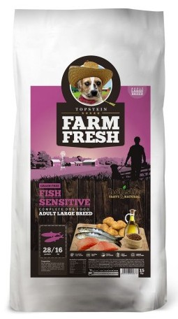 Topstein Farm Fresh Fish Sensitive Adult LB 1,8kg